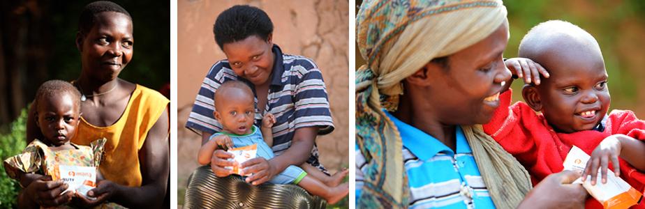 Benifiting the Rwanda People